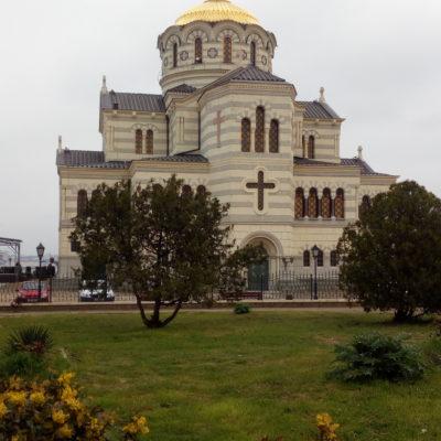 Херсонесский Свято-Владимирский собор