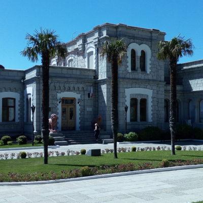 Дворец Юсуповых в Крыму