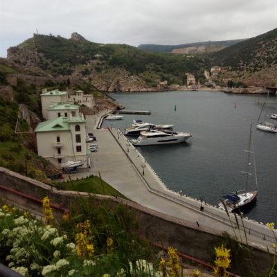 Балаклавская бухта