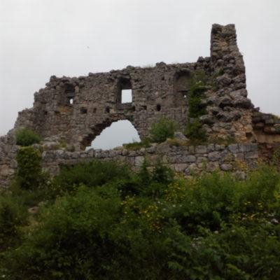 Мангуп. Цитадель крепости
