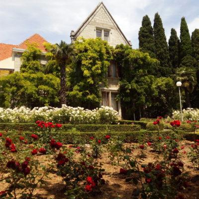 Южнобережное имение Великих князей Романовых