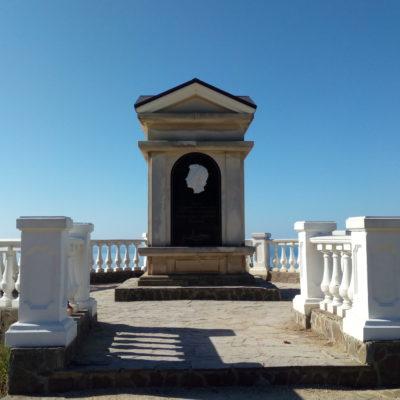Памятник А.С. Пушкину на Фиоленте