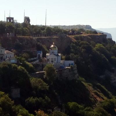 Свято-Георгиевский монастырь на мысе Фиолент