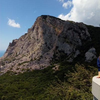 Гора Фарос