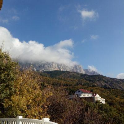 Горы и побережье Крыма