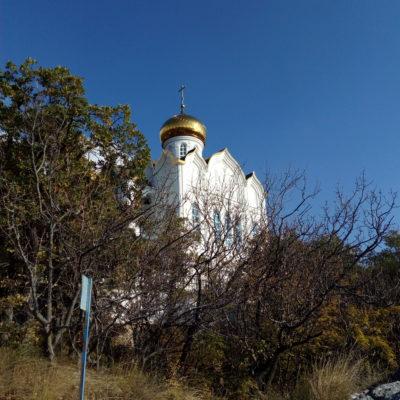 Храм Казанской иконы Божьей матери в Кастрополе
