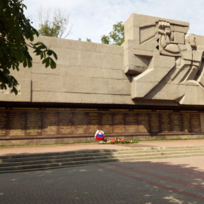 Мемориал героическим защитникам Севастополя