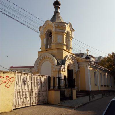 Храм Святых Константина и Елены, Симферополь