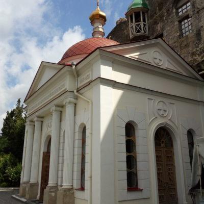 Храм Святого Пантелеимона в Инкермане