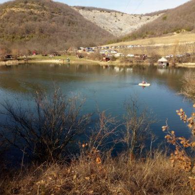 Озеро в с. Родное