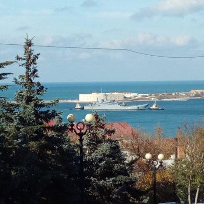 Севастополь. Константиновская батарея