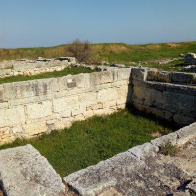 Старая часть города