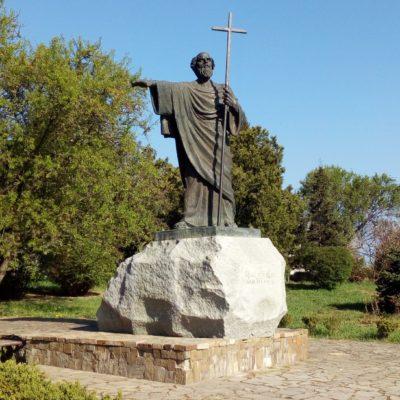 Памятник апостолу Андрею Первозванному