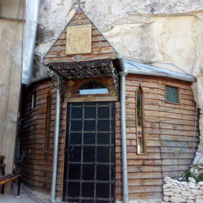 Бисерный храм Святой Анастасии Узорешительницы