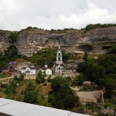 Бахчисарай, монастырь
