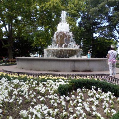 Приморский парк, Севастополь
