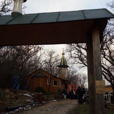 Храм усекновения главы Иоанна Крестителя