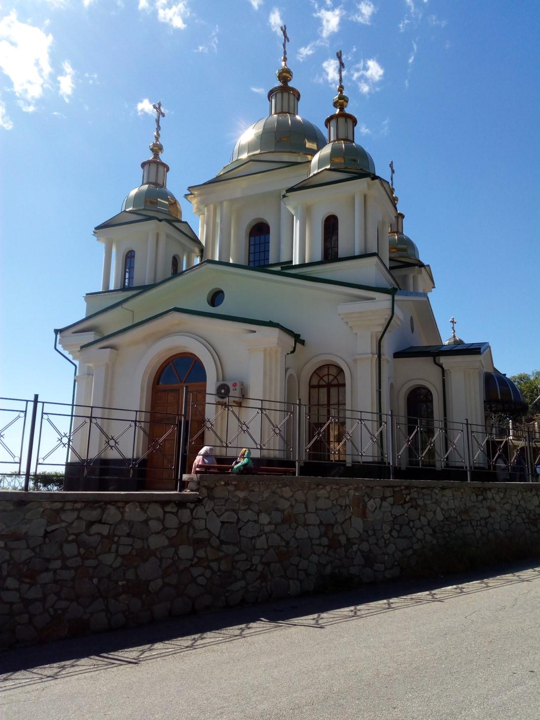 Храм Архистратига Михаила в Ореанде