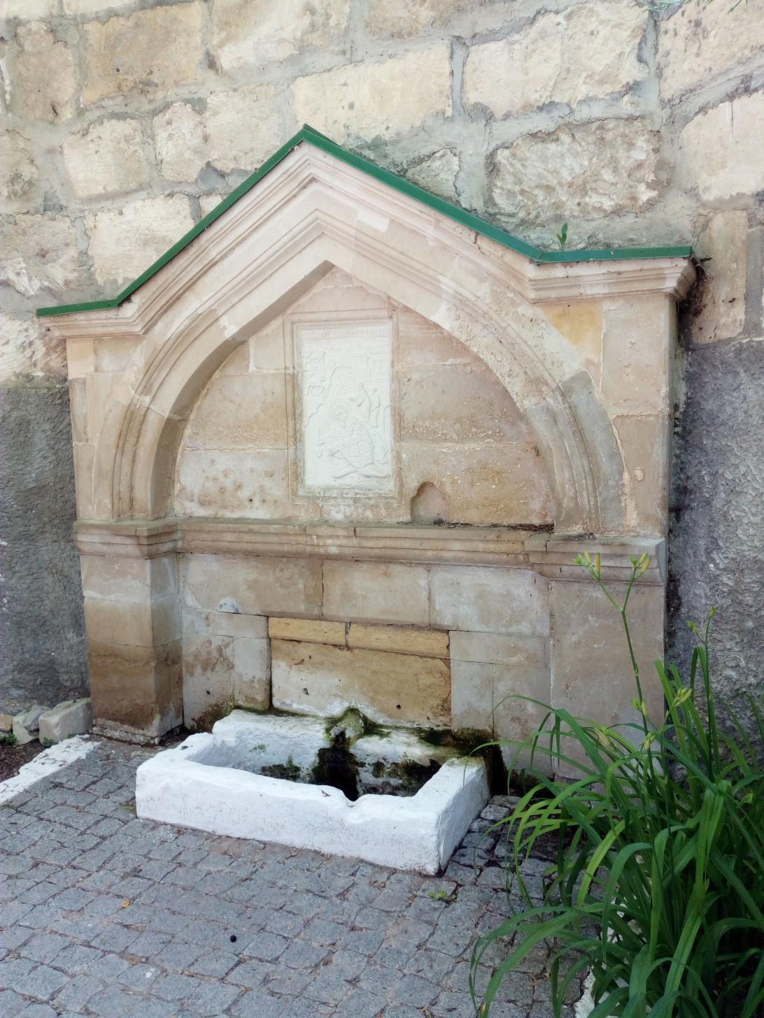 Источник святого Климента