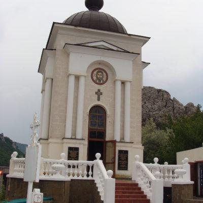 Храм Рождества Христова На Ласпинском перевале
