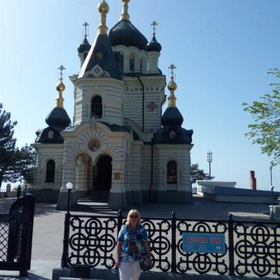 Форосский храм