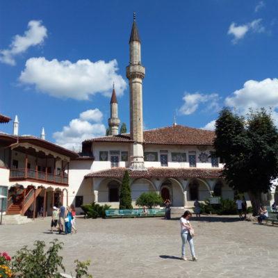 Мечеть Ханского дворца