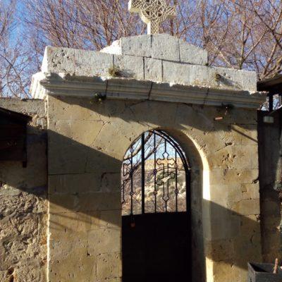 Нижние ворота в монастырь
