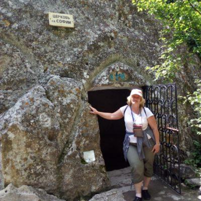 Около храма Святой Софии