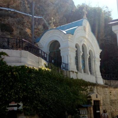 Храм Рождества Христова на мысе Фиолент