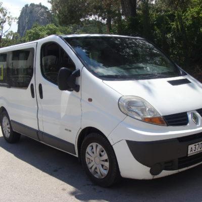 Наш микроавтобус