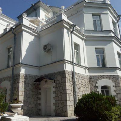 Дворец Кузнецовой в Мелласе