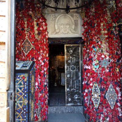 Вход в бисерный храм