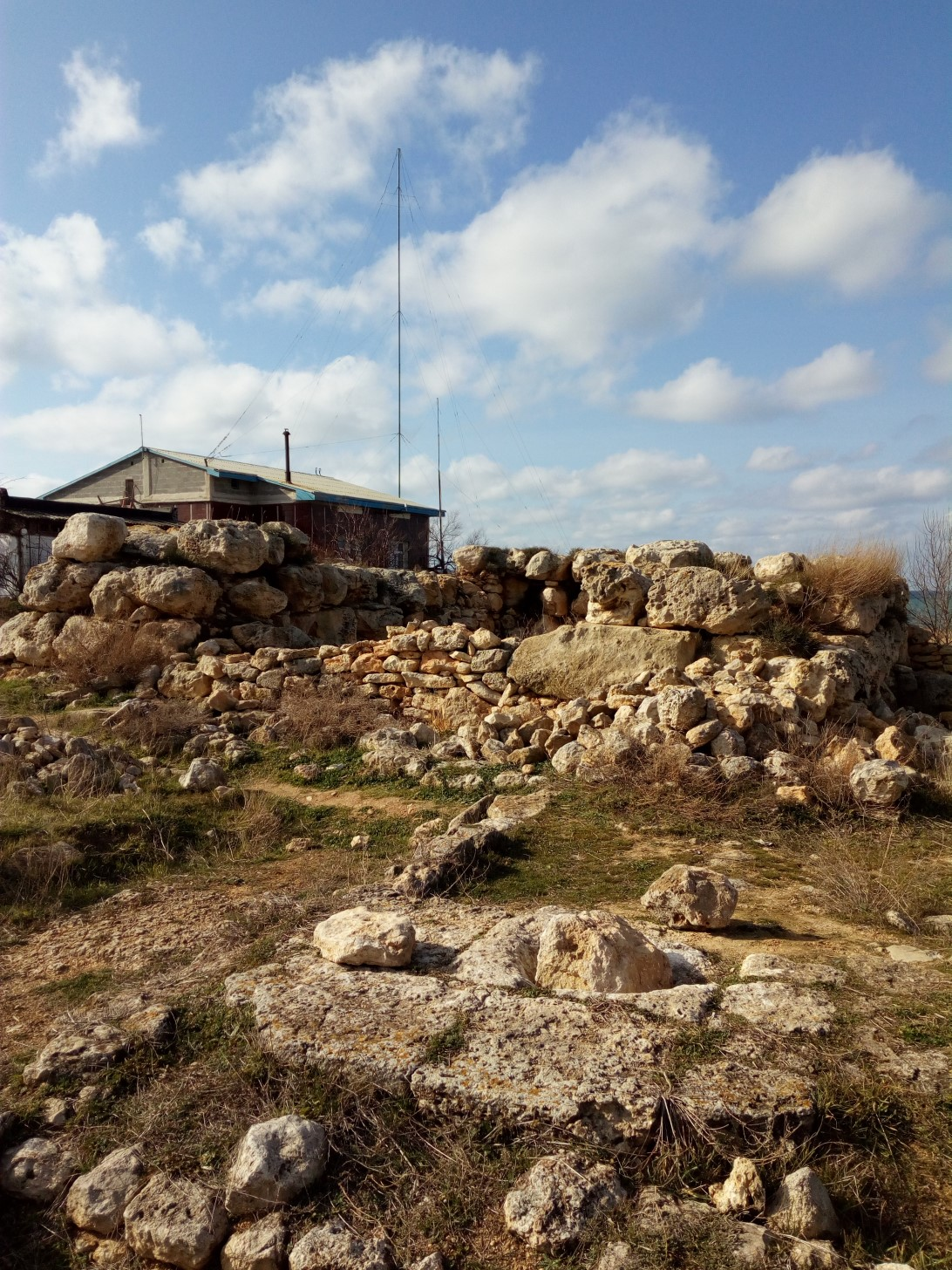 Древнегреческая усадьба в Севастополе