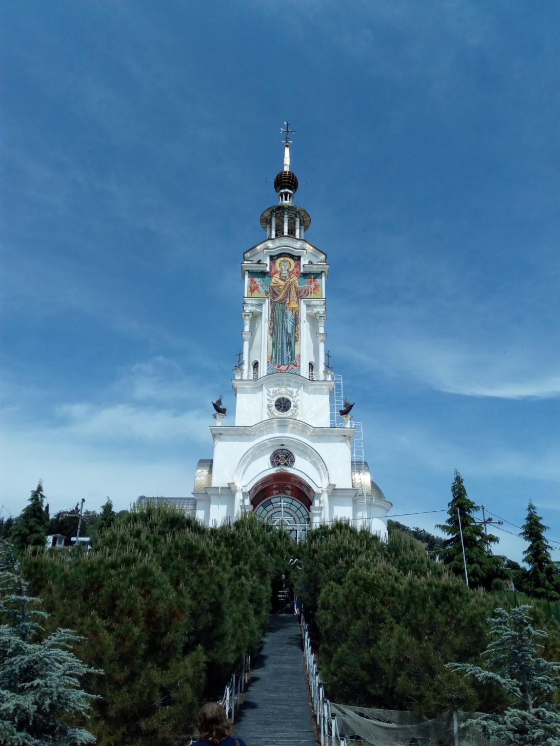 Малореченский храм-маяк